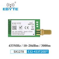 "SMA 3.3V SX1278 LoRa 433MHz Wireless 0.9/"" iMod Module"