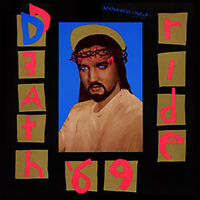 "Death Ride '69 The LP 12 Vinyl Disk 12""  Like new Vinyl Lp"