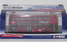 Corgi OM46611A - New Routemaster - LONDON UNITED - Route 10 - 1:76 - Cased Mint