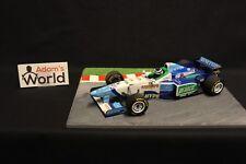 Minichamps Benetton Renault B196 1996 1:18 #4 Gerhard Berger (AUT) (F1NB)
