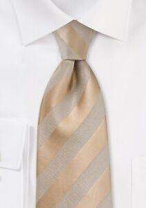 Men's Gold Necktie