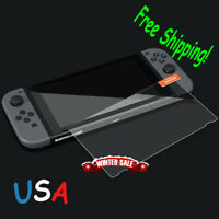 Nintendo Switch Tempered Glass HD Anti-Scratch Glass Screen Protector (2 Pack)