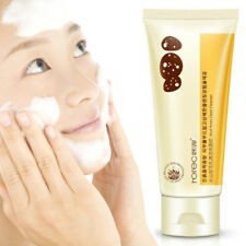 Volcanic Mud Foam Face Cleanser Deep Clean Oil Control Anti-blackhead Moisture