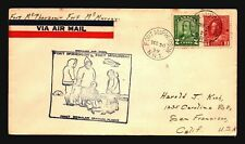 Canada 1920 FFC Ft McPherson to Ft McMurray - Z17529
