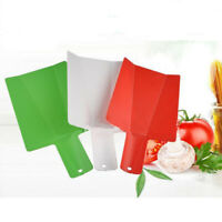 New Folding Plastic Chopping Cutting Board Mat for Kitchen Camping Picnic Tools
