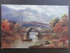 Ireland Co.Kerry KILLARNEY - BRICKEEN BRIDGE c1907 by Raphael Tuck 7260