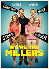 DVD:WERE THE MILLERS - NEW Region 2 UK