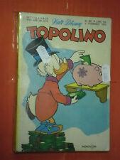 WALT DISNEY- TOPOLINO libretto- n° 897 d - originale mondadori -anni 60/70