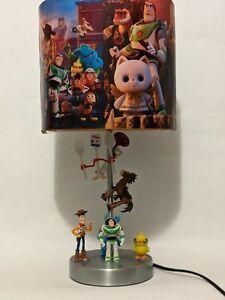 Toy story 4 character children bedroom night light lamp birthday gift