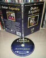 GUITAR LEGENDS - THE ULTIMATE ANTHOLOGY - DVD