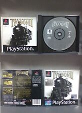 RAILROAD TYCOON 2    PS1   RARISSIMO!!!