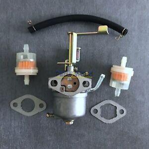 Carburetor For Troy Bilt 01923 Mitsubishi MGC1101 900 1000 1050 Watt Generator