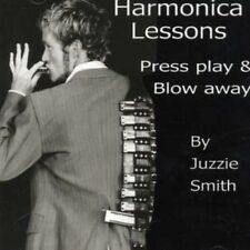 Juzzie Smith - Harmonica Lessons-Press Play & Blow Away [New CD] Australia - Imp
