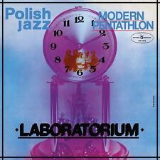LP LABORATORIUM Modern Pentathlon Polish Jazz vol. 49 /  reedycja 2016