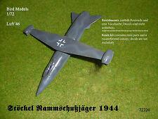 Stöckel Rammschussjäger 1944    1/72 Bird Models Resinbausatz