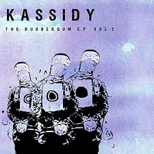 Kassidy - The Rubbergum EP Vol 2 (2010)  CD  NEW  SPEEDYPOST