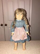 "Vintage 1990 Pleasant Company American Girl Doll ""Kirsten Larson"" Retired"