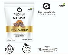 MESIMA MUSHROOM DUAL EXTRACT 10:1 40% POLYSACCHARIDES X90 VEG CAPS (PHELLINUS)