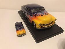 1949 Mercury Custom 1:24 And 1:64 Hot Wheels Legends Die Cast