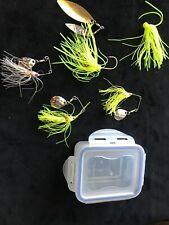 Used Box Of Lures With Reusable Box