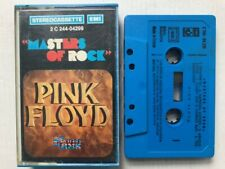 PINK FLOYD MASTERS OF ROCK K7 AUDIO TAPE c25