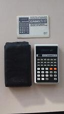 Calculadora Casio fx-17 Scientific Calculator / vintage / colección