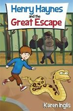 Henry Haynes and the Great Escape, Paperback by Inglis, Karen; Damir, Kundali...