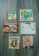 Lot of 6 Children's Picture Books for Preschool Age