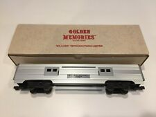Williams Reproduction of Lionel # 2530 AMTRAK REA Baggage Car - 1980 - NIB
