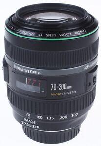 Canon EF 70-300mm 4.5-5.6 DO IS USM Topzustand, im Originalkarton #X6845