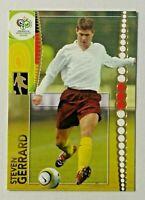 2006 Panini World Cup Germany Steven Gerrard #95 England