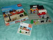 lego 379 - LEGO bus stop - 1979