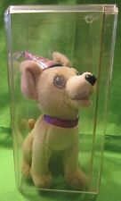Taco Bell Chihuahua Happy New Year 2000 Talking in Collectors Box Plush