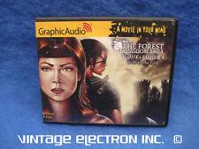 GraphicAudio - Forest Kingdom Saga: Hawk & Fisher 4 - Wolf In The Fold - CD's