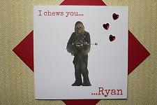 Star wars anniversary hand made cards ebay
