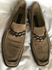 Kenneth Cole NY Suede Dress Shoes Size 10