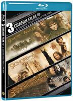 Il Signore Degli Anelli - 3 Grandi Film (3 Blu-Ray) MEDUSA VIDEO