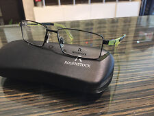 Brand New Rodenstock Authentic Eyeglasses Eyewear Rx R 4808 D Green 52mm Genuine