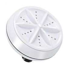 Portable Ultrasonic Washing Machines Mini Turbo Personal Rotating Washer Travel