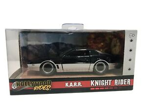 KNIGHT RIDER K.A.R.R. 1:32 SCALE DIE CAST HOLLYWOOD RIDES JADA