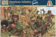 ITALERI 6046 1/72 Infanterie Américaine – American Infantry WWII