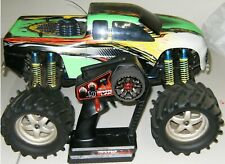 Traxxas T-Maxx 3.3 1/10 Scale Monster Nitro Truck w/ 2.4Ghz TQ Link Transmitter