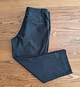"Nike Golf Cropped Pants Women's Size 2 (Waist 26"") Stretch Black"