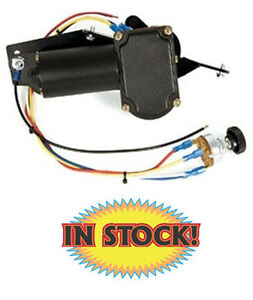 New Port NE3739HUD - 1937-39 Hudson Wiper Motor