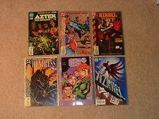 Gen13 Collected Edition Aztek Azrael Huntress Dr Fate The Shade 10 3 52 5 85 NEW