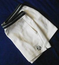 SHORTS TENNIS vintage 80's  SERGIO TACCHINI team tg.52-XL   Made in Italy RARE