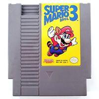 Super Mario Bros. 3 (Nintendo Entertainment System, 1990) Authentic Tested