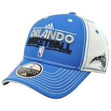 hot sale online 405f6 34951 NBA Adidas Orlando Magic TT80Z Official Practice Flex Fit S M Climalite Hat  Cap