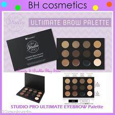 NEW BH Cosmetics 12-Color STUDIO PRO ULTIMATE EYE BROW Palette FREE SHIPPING NIB