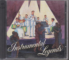 INSTRUMENTAL LEGENDS Various Artists 1997 Oop 2CD As Seen on TV Paul Mauriat